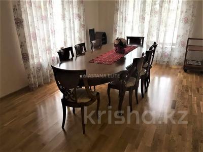 7-комнатный дом помесячно, 420 м², 8 сот., проспект Мангилик Ел за 1 млн 〒 в Нур-Султане (Астана), Есиль р-н — фото 4