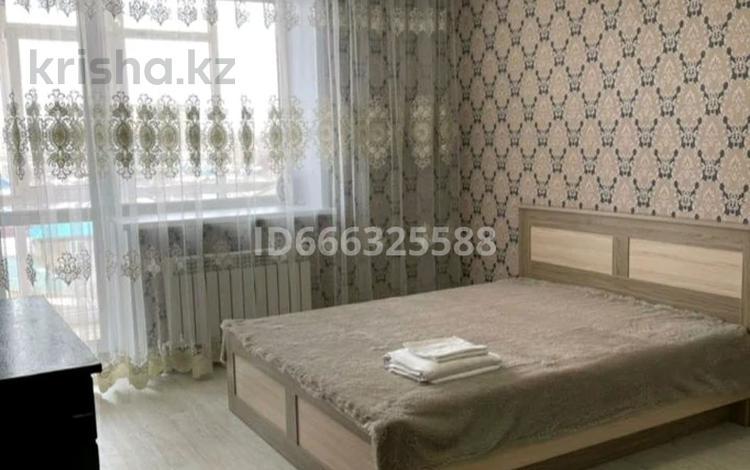 1-комнатная квартира, 48 м², 4 этаж посуточно, Габдулина 43 за 8 000 〒 в Кокшетау