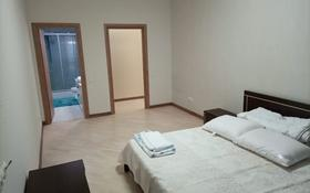 3-комнатная квартира, 111 м², 14/21 этаж помесячно, Бухар жырау за 330 000 〒 в Алматы, Бостандыкский р-н