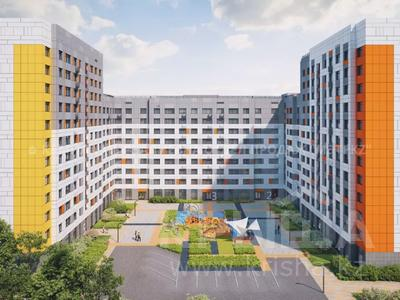2-комнатная квартира, 57.44 м², 4/12 этаж, проспект Туран за ~ 16 млн 〒 в Нур-Султане (Астана), Есиль р-н