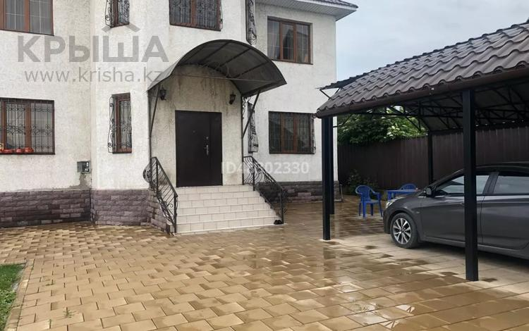 9-комнатный дом, 280 м², 7 сот., Бесагаш за 69 млн 〒 в Бесагаш (Дзержинское)