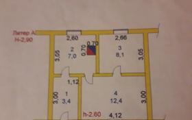 2-комнатный дом, 30 м², Магнитная улица 12 за 3.3 млн 〒 в Щучинске