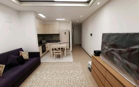 2-комнатная квартира, 50 м², 8/22 этаж помесячно, Нажимеденова 4 за 180 000 〒 в Нур-Султане (Астана), Есиль р-н