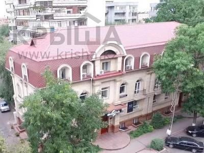 Здание, Богенбай батыра площадью 1400 м² за 6 500 〒 в Алматы, Медеуский р-н