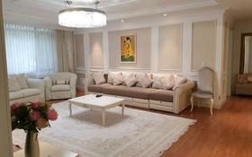 4-комнатная квартира, 172 м², 1/25 этаж на длительный срок, Байтурсынова 1 за 600 000 〒 в Нур-Султане (Астане), Алматы р-н