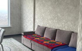3-комнатная квартира, 90 м², 12/13 этаж помесячно, Мкр Нуркент 63 за 160 000 〒 в