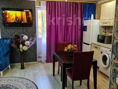 1-комнатная квартира, 35 м², 3/4 этаж посуточно, улица Жансугурова 99/107 — Биржан сала за 15 000 〒 в Талдыкоргане — фото 4