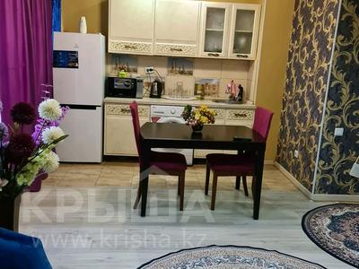 1-комнатная квартира, 35 м², 3/4 этаж посуточно, улица Жансугурова 99/107 — Биржан сала за 15 000 〒 в Талдыкоргане — фото 11