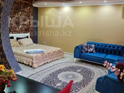 1-комнатная квартира, 35 м², 3/4 этаж посуточно, улица Жансугурова 99/107 — Биржан сала за 15 000 〒 в Талдыкоргане — фото 14