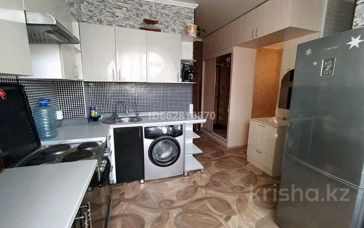 1-комнатная квартира, 38 м², 2/5 этаж помесячно, Лесная поляна 14/2 за 75 000 〒 в Косшы