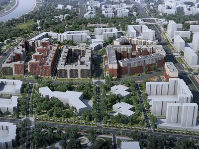 2-комнатная квартира, 56.4 м², Косшыгулулы 159 за ~ 16.4 млн 〒 в Нур-Султане (Астане)
