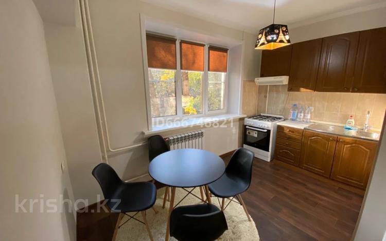 1-комнатная квартира, 45 м², 2/5 этаж помесячно, Достык 109б — Омарова за 190 000 〒 в Алматы