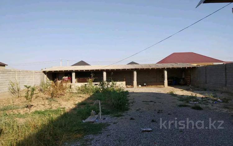 3-комнатный дом, 90 м², 8 сот., Кызылжар за 19 млн 〒 в Шымкенте, Абайский р-н