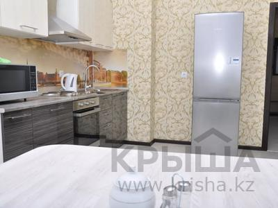1-комнатная квартира, 40 м², 4/9 этаж посуточно, Кабанбай батыра 29/2 за 7 000 〒 в Нур-Султане (Астана), Есиль р-н — фото 2