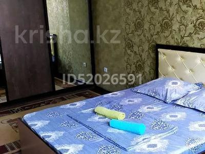 1-комнатная квартира, 40 м², 8/12 этаж посуточно, 1-я улица за 8 000 〒 в Алматы, Алатауский р-н