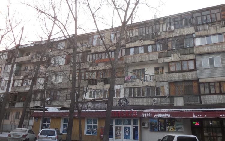 1-комнатная квартира, 33 м², 4/5 этаж, Гагарина — Жамбыла за 21 млн 〒 в Алматы, Алмалинский р-н