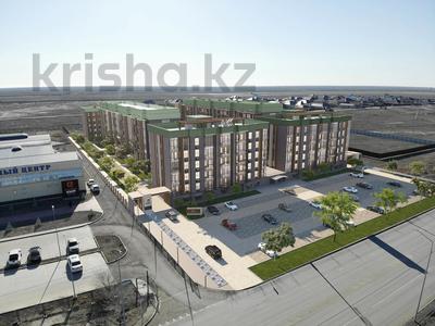 3-комнатная квартира, 111.27 м², Абылхаир Хана 46 за ~ 36.2 млн 〒 в Атырау
