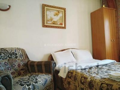 1-комнатная квартира, 35 м², 5/5 этаж посуточно, Каирбекова 17 — Гоголя за 7 995 〒 в Алматы, Медеуский р-н — фото 12