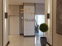 3-комнатная квартира, 93.6 м², 6/7 этаж, Шарбаккол за ~ 31.8 млн 〒 в Нур-Султане (Астане), Алматы р-н
