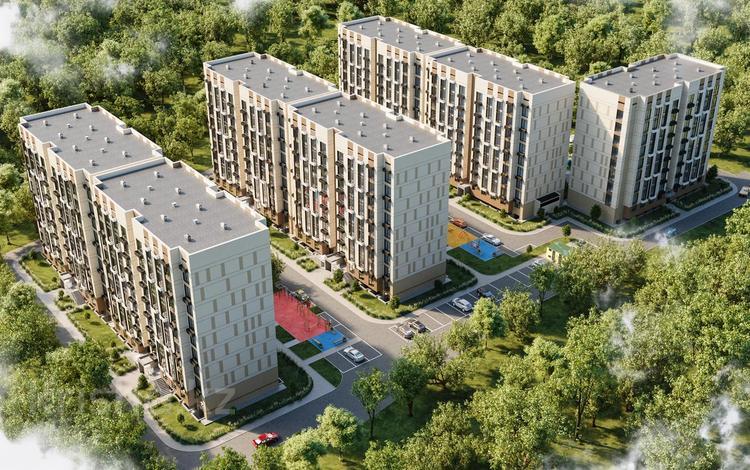 3-комнатная квартира, 104.5 м², мкр Ожет, Северное Кольцо 93/2 за ~ 31.9 млн 〒 в Алматы, Алатауский р-н