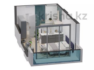 1-комнатная квартира, 24 м², 15/27 этаж, Г. Лорткипанидзе за 8.5 млн 〒 в Батуми — фото 8