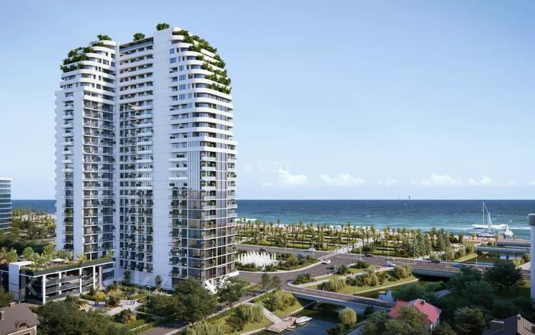 1-комнатная квартира, 24 м², 15/27 этаж, Г. Лорткипанидзе за 8.5 млн 〒 в Батуми