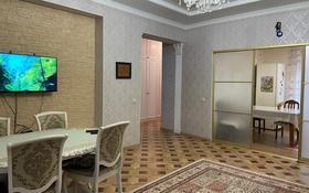 3-комнатный дом помесячно, 120 м², 6 сот., Е-602 ул за 400 000 〒 в Нур-Султане (Астана), Есиль р-н
