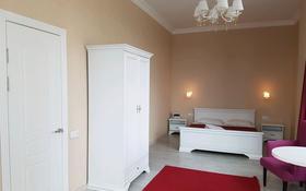 1-комнатная квартира, 48 м² посуточно, Кабанбай батыра 11 за 6 000 〒 в Нур-Султане (Астана), Есиль р-н