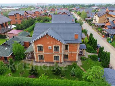 8-комнатный дом, 500 м², 14 сот., Шаляпина — Байкена Ашимова за 182 млн 〒 в Алматы, Наурызбайский р-н — фото 4