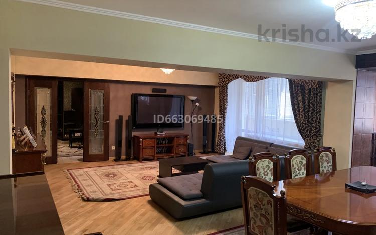 5-комнатная квартира, 200 м², 2/5 этаж, мкр Самал-2, Мкр Самал-2 — Достык за 155 млн 〒 в Алматы, Медеуский р-н