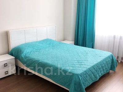 3-комнатная квартира, 88 м², 10/20 этаж помесячно, Кабанбай батыра 43 за 230 000 〒 в Нур-Султане (Астана), Есиль р-н