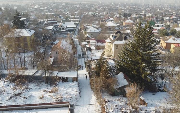 Участок 14 соток, мкр Ерменсай, Подгорная за 39 млн 〒 в Алматы, Бостандыкский р-н
