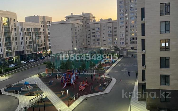 1-комнатная квартира, 46 м², 6/7 этаж, Алихана Бокейханова 32 — Мангилик Ел - Улы Дала за 20 млн 〒 в Нур-Султане (Астана), Есиль р-н