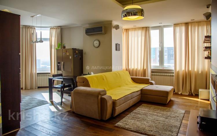 4-комнатная квартира, 125.8 м², 12/21 этаж, Сатпаева 30а за 77 млн 〒 в Алматы, Бостандыкский р-н