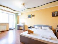 1-комнатная квартира, 50 м², 3/5 этаж посуточно, Баймагамбетова 193 за 7 000 〒 в Костанае