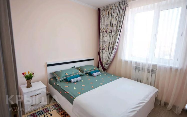 2-комнатная квартира, 45 м², 2 этаж посуточно, мкр Акбулак, Сарытогай 19 за 12 000 〒 в Алматы, Алатауский р-н