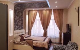 1-комнатная квартира, 50 м², 5/5 этаж посуточно, Сактаган Байшева 8 за 10 000 〒 в Актобе, мкр. Батыс-2