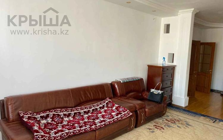 3-комнатная квартира, 78 м², 9/9 этаж, Сауран за 25.5 млн 〒 в Нур-Султане (Астана), Есиль р-н