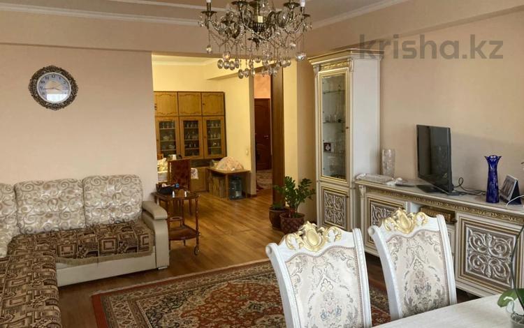 3-комнатная квартира, 113 м², 11/11 этаж, мкр Жетысу-3, Мкр Жетысу-3 за 48 млн 〒 в Алматы, Ауэзовский р-н