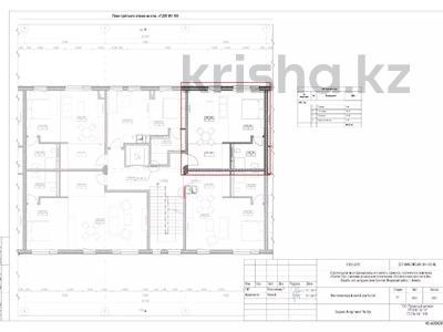 1-комнатная квартира, 46 м², 2/3 этаж, Жамакаева 116 за 46 млн 〒 в Алматы, Медеуский р-н — фото 2