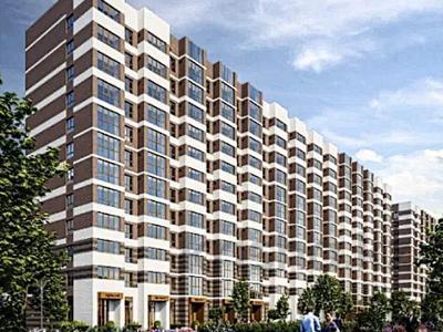2-комнатная квартира, 50.79 м², Кабанбай батыра 59 — Хусейн бен Талала за ~ 13.2 млн 〒 в Нур-Султане (Астана)