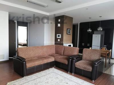 3-комнатная квартира, 130 м², 8/20 этаж на длительный срок, Ахмета Байтурсынова за 350 000 〒 в Нур-Султане (Астане), Алматы р-н
