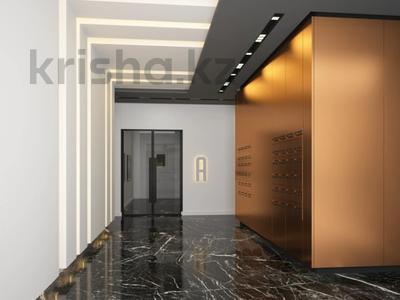 4-комнатная квартира, 117.39 м², 11/17 этаж, Гагарина 233 — Березовского за ~ 69.6 млн 〒 в Алматы, Бостандыкский р-н