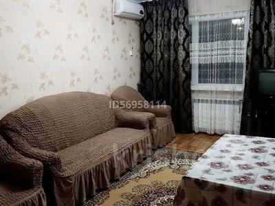 2-комнатная квартира, 55 м², 1/4 этаж посуточно, Мира 4а за 10 000 〒 в Шымкенте, Аль-Фарабийский р-н — фото 3