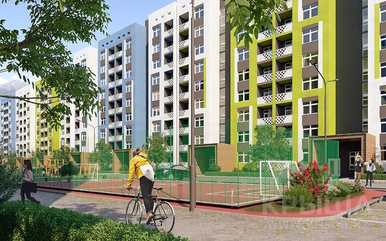 1-комнатная квартира, 44 м², 4/10 этаж, Талгарский тракт 160 за ~ 10.2 млн 〒 в Алматы