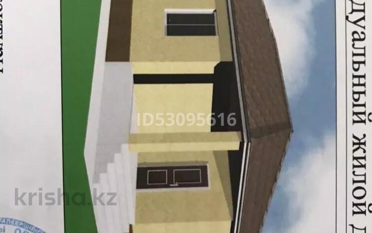 3-комнатный дом, 116 м², 25 сот., Байкадам за 10 млн 〒 в Кокпекты