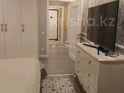 3-комнатная квартира, 97 м², 4/17 этаж, Достык 138 за 73 млн 〒 в Алматы, Медеуский р-н
