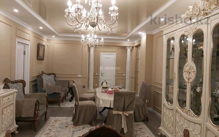 3-комнатная квартира, 97 м², 4/17 этаж, Достык 138 за 83 млн 〒 в Алматы, Медеуский р-н