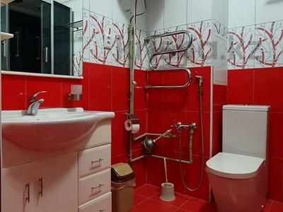 2-комнатная квартира, 85 м², 1/7 этаж посуточно, 15-й мкр 62 за 13 900 〒 в Актау, 15-й мкр