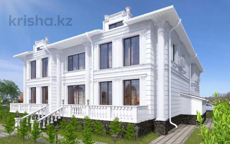 9-комнатный дом, 760 м², 15 сот., Ивана Панфилова за 230 млн 〒 в Нур-Султане (Астана), Есиль р-н
